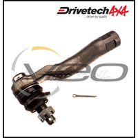 DRIVETECH 4X4 FRONT RIGHT OUTER TIE ROD END FITS TOYOTA LANDCRUISER UZJ200 4.7L