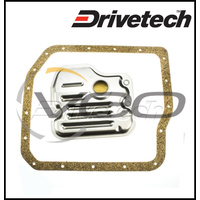 DRIVETECH AUTOMATIC TRANSMISSION FILTER KIT FITS TOYOTA KLUGER MCU28R 10/03-6/07