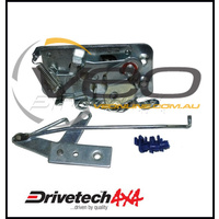 DRIVETECH 4X4 DRIVERS SIDE DOOR LOCK FITS TOYOTA LANDCRUISER BJ74R 3.4L