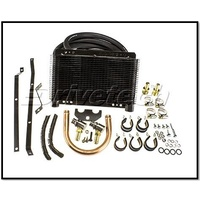 DRIVETECH 4X4 AUTO TRANS OIL COOLER KIT FITS FORD RANGER PX 3.2L 9/11-5/15