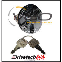 DRIVETECH 4X4 LOCKING FUEL CAP FITS TOYOTA 4RUNNER RN130R 2.4L 22R 10/89-12/96