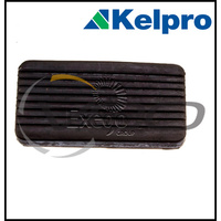 FORD LASER KC 1.6L 2WD 10/85-9/87 KELPRO BRAKE PEDAL PAD (AUTO ONLY)