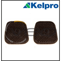 FORD HEAVY TRADER 0409 4.0L TF 1/96-12/98 KELPRO BRAKE & CLUTCH PEDAL PAD