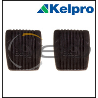 DAIHATSU CHARADE G11 1.0L 4/83-5/88 KELPRO BRAKE & CLUTCH PEDAL PAD MANUAL ONLY