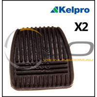 DAIHATSU APPLAUSE A101 HATCH 10/89-1/00 KELPRO CLUTCH & BRAKE PEDAL PAD