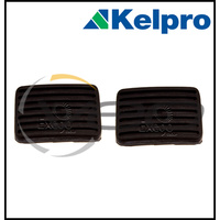 HYUNDAI ACCENT LC 1.5L 5/00-3/03 KELPRO BRAKE & CLUTCH PEDAL PADS (MANUAL ONLY)