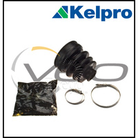 KIA SHUMA FB 1.8L TE 4/00-5/02 KELPRO FRONT OUTER CV JOINT BOOT KIT