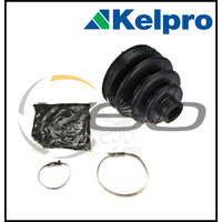NISSAN MAXIMA J30 3.0L VG30E 10/88-12/93 KELPRO FRONT OUTER CV JOINT BOOT KIT