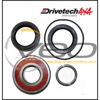 DRIVETECH 4X4 REAR WHEEL BEARING KIT FITS TOYOTA HILUX LN167R 4WD 10/97-5/98