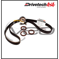 MITSUBISHI PAJERO NH 3.0L 6G72 V6 5/91-10/93 DRIVETECH 4X4 TIMING BELT KIT