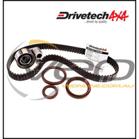DRIVETECH 4X4 TIMING BELT KIT FITS TOYOTA LANDCRUISER HDJ100 4.2L TD 10/00-8/07