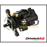 DRIVETECH 4X4 POWER STEERING PUMP FITS TOYOTA LANDCRUISER HDJ80R 4.2L 5/90-3/99