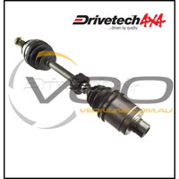 HONDA CR-V RD 2.4L K24A# AWD 12/01-12/06 DRIVETECH 4X4 LEFT DRIVESHAFT ASSEMBLY