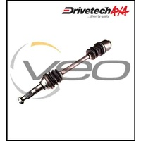 DRIVETECH 4X4 LEFT/RIGHT DRIVESHAFT ASSEMBLY FITS SUBARU LEONE 1.6L 11/79-9/80