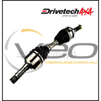 SUBARU FORESTER SF 2.0L AWD 7/97-7/02 DRIVETECH 4X4 LEFT DRIVESHAFT ASSEMBLY