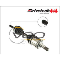 DRIVETECH 4X4 LEFT/RIGHT CV DRIVESHAFT ASSEMBLY FITS TOYOTA LANDCRUISER HDJ100R