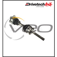 DRIVETECH 4X4 FRONT DRIVESHAFT ASSEMBLY FITS TOYOTA HILUX VZN167R 4WD 10/02-3/06