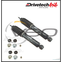 GREAT WALL V240 2.4L 2WD/4WD 6/09-12/14 FRONT DRIVETECH 4X4 ENDURO GAS SHOCKS