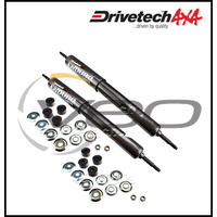 MAZDA E SERIES E1600 1.6L RWD 5/78-12/83 REAR DRIVETECH 4X4 ENDURO GAS SHOCKS