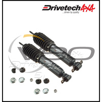 MITSUBISHI L300 EXPRESS SD 1.8L 10/84-9/85 FRONT DRIVETECH 4X4 ENDURO GAS SHOCKS