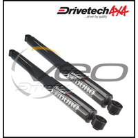 MITSUBISHI L200 EXPRESS MA 1.6L 3/80-9/81 REAR DRIVETECH 4X4 ENDURO GAS SHOCKS
