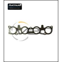 PLATINUM EXHAUST MANIFOLD GASKET FITS NISSAN TIIDA C11 2.0L MR18DE 4CYL 2/06-ON