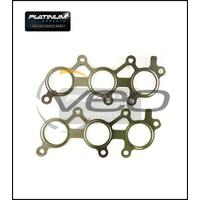 PLATINUM EXHAUST MANIFOLD GASKET FITS TOYOTA AURION GSV40R 3.5L V6 10/06-3/12