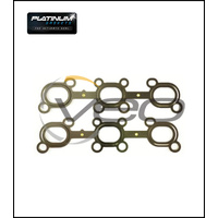 PLATINUM EXHAUST MANIFOLD GASKET FITS NISSAN MAXIMA A32 3.0L V6 2/1995-12/1999