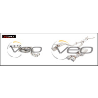 XForce Stainless Steel Headers, Cats & Catback Mercedes Benz C63 AMG 2008-On