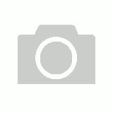 "3 1/2"" 89MM ZINC PLATED FLAT BACK CLAMP"