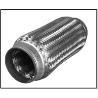"STAINLESS STEEL 6"" X 2"" FLEX BELLOW"