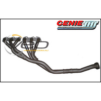 GENIE TRI-Y EXTRACTORS FITS HOLDEN COMMODORE VL 3.0L 6CYL