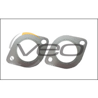 "2 X EXHAUST FLANGE GASKET 3"" (76MM) 106MM BOLT HOLE CENTRES TO SUIT COMMODORE"