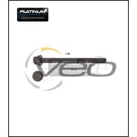 PLATINUM CYLINDER HEAD BOLT SET FITS TOYOTA LANDCRUISER VDJ79R 4.5L V8 1/07-ON