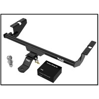 TAG+ TOWBAR KIT (1000KG) FITS MITSUBISHI LANCER CJ SEDAN 8/2007-11/2015