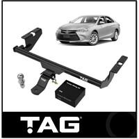 TAG+ TOWBAR KIT (1200KG) FITS TOYOTA AURION GSV40R 10/2006-3/2012