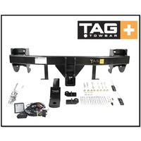 TAG+ TOWBAR KIT (1800KG) FITS MAZDA CX-5 KE 2/2012-1/2017