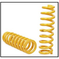 FORD FALCON BA BF 6CYL UTE 2002-6/2007 FRONT 70MM ULTRA LOW KING SPRINGS
