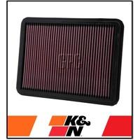 K&N HIGH PERFORMANCE AIR FILTER FITS TOYOTA LANDCRUISER VDJ79 4.5L V8 3/07-ON