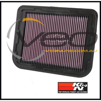 FORD TERRITORY SZ 2.7L V6 TURBO DIESEL 5/11-ON K&N HIGH PERFORMANCE AIR FILTER