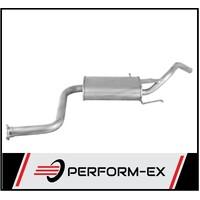 FORD LASER KC KE 1.3L 1.6L EFI 4CYL REAR MUFFLER