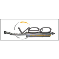 STANDARD CENTRE MUFFLER FITS FORD COURIER PC 2.6L 4CYL 4WD CAB CHASSIS/PICKUP