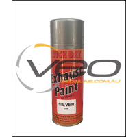 HIGH TEMPERATURE EXHAUST SYSTEM PAINT 400DEG SILVER