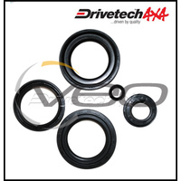 DRIVETECH 4X4 TRANSFER CASE SEAL KIT FITS TOYOTA LANDCRUISER BUNDERA BJ70R