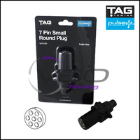 TAG PULSE 7 PIN SMALL ROUND PLUG