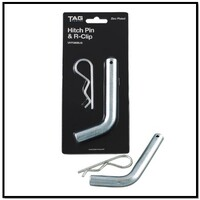 HITCH PIN TO SUIT CLASS 4 TOWBAR - INCLUDES R-CLIP