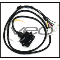 DIRECT FIT TOWBAR WIRING HARNESS FITS FORD FALCON FG SEDAN 6/08-ON RS